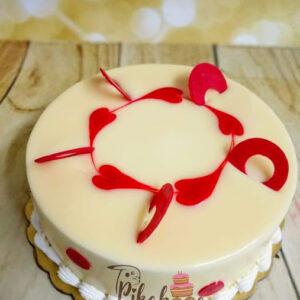 Creamy Red Velvet