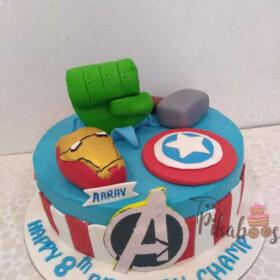 Superhero 21