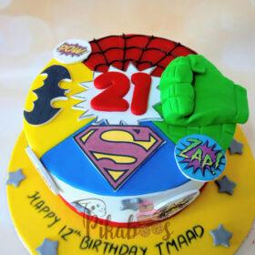 Superhero 37